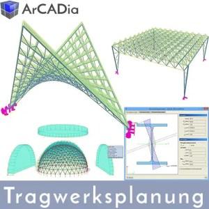 Rama R3D3 Tragwerksplanung - Stabwerksplanung - Statik Software 05k