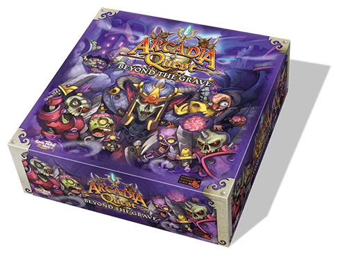 Beyond the Grave game box