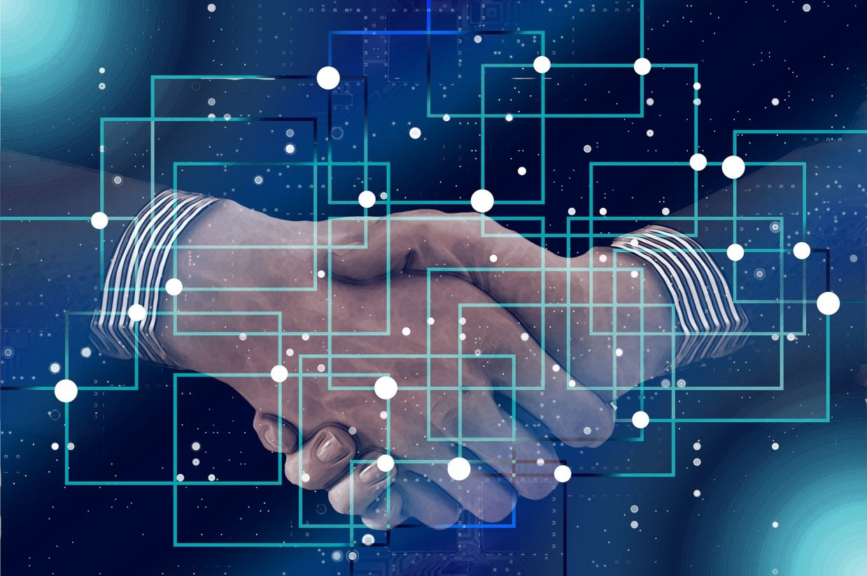 Contracts reach the information age