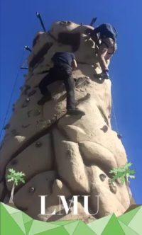 Adventure Programs at Loyola Marymount University