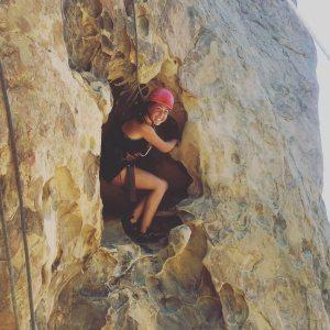Rock Climbing in Santa-Barbara California | arc Adventure