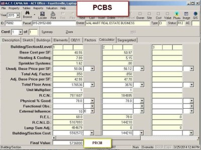 Commercial Cost PCBS screen 2