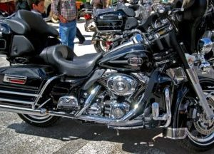 Motorcycle Rally Brings Traffic to Arkansas