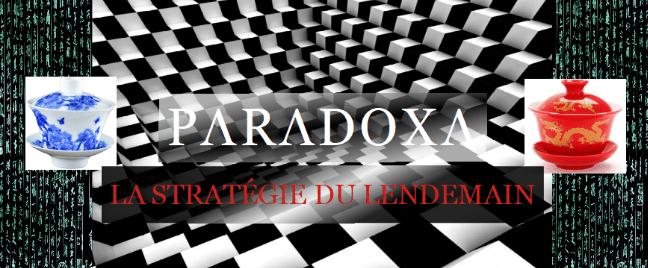 Paradoxa - la stratégie du lendemain
