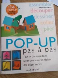 Pop-up pas à pas