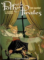 Polly et les pirates Tome 4