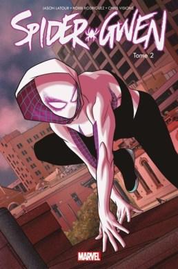 Spider-Gwen Tome 2