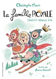 La Famille Royale : Objectif médaille d'or