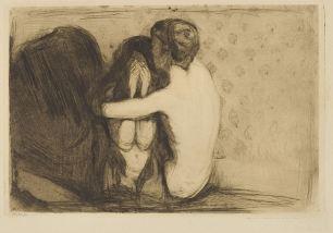 CONSOLAZIONE - Edvard Munch - 1894