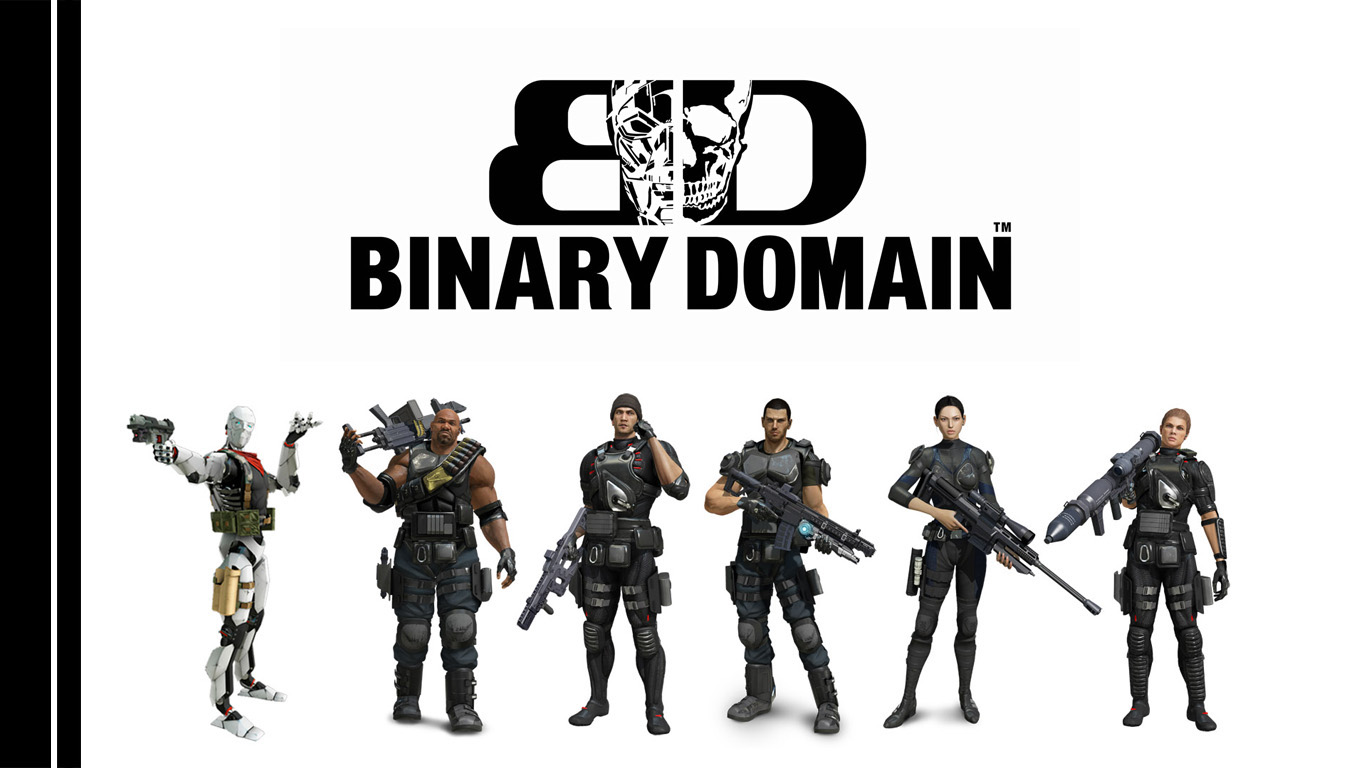 [REVIEW] Binary Domain