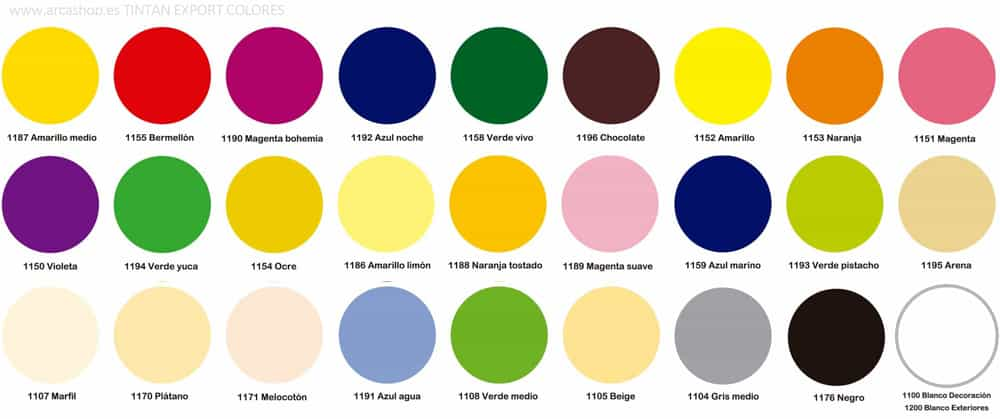 Colores Pinturas Interior Good Realizamos Todos Los