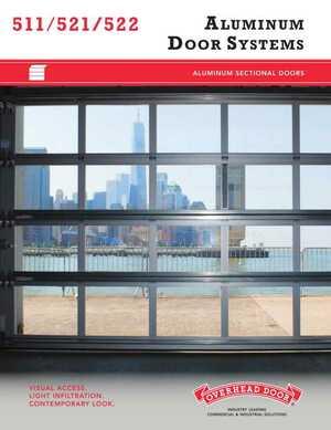Overhead Door 521 : overhead, Search, Results, 'autocad, Bifold, Doors', ARCAT