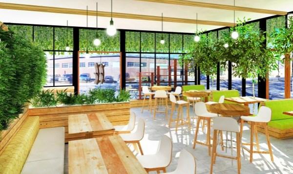 trends in restaurant design - arcbazar