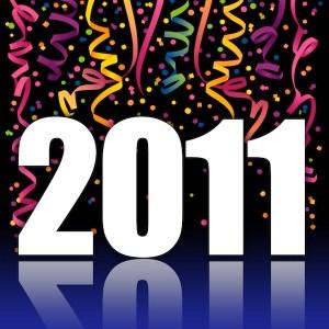 Happ New Year 2011 image
