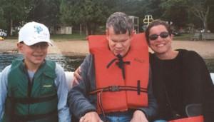 Kim Keprios and Family