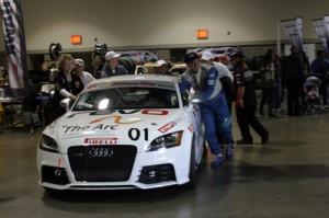 The Arc Audi Racing Program