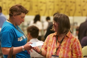 Self-Advocates working together