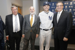 Peter Berns with Gene Gieselmann, David Phelps, Neil Romano