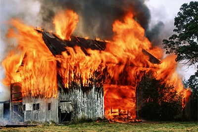House on Fire