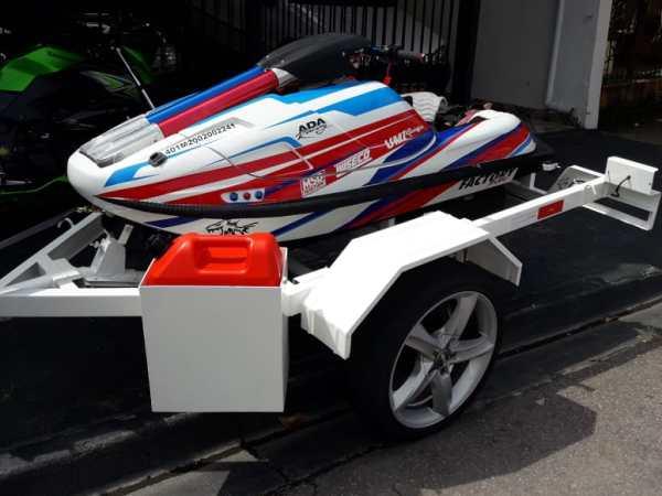 Jet Ski 1 lugar