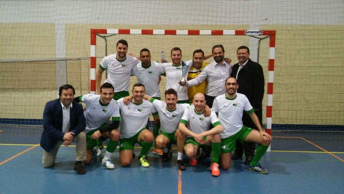 Equipa ARCCAS Campeã 4ª divisão da CFL Linksport - bl14584718181979