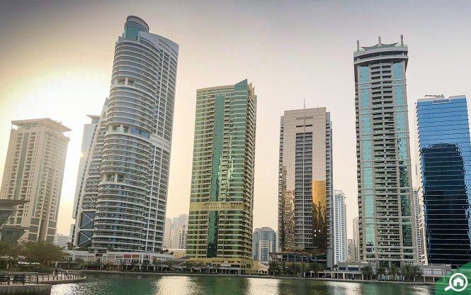 Jumeirah Lake Towers Jlt Area Guide Bayut