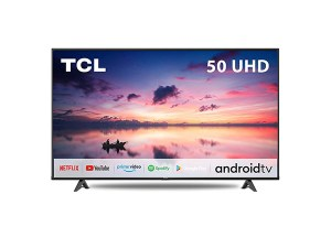 TCL 50INCH 4K ULTRA HD LED ANDROID SMART TV