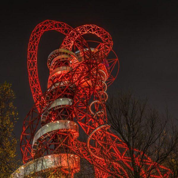 Arcelormittal Orbit Queen Elizabeth Olympic Park London
