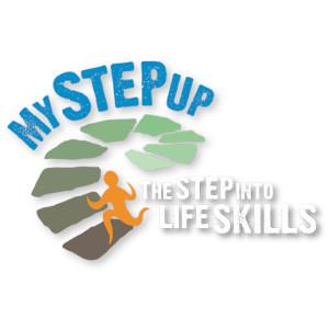My Step Up logo