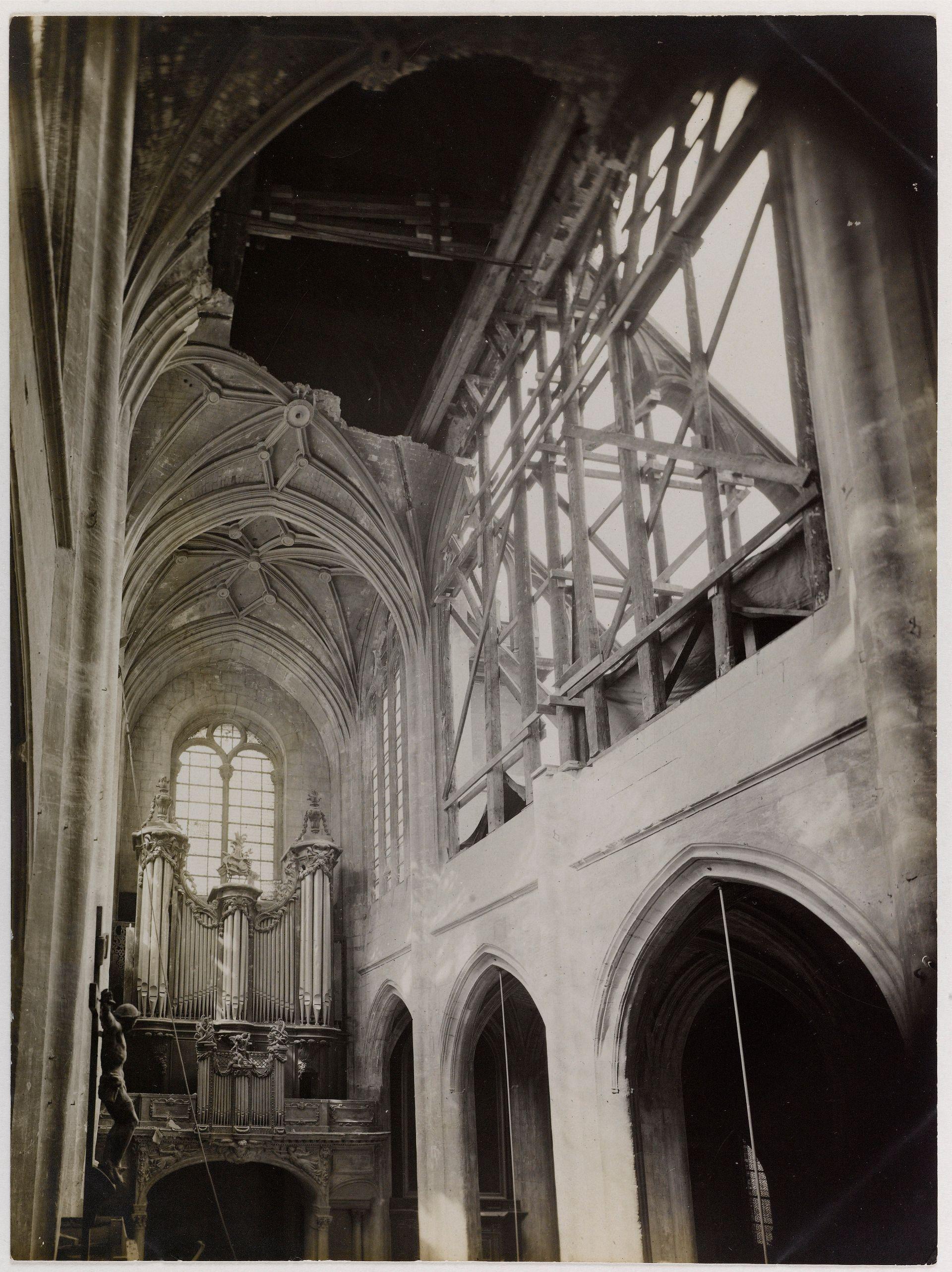 Obus Porte De La Chapelle : porte, chapelle, Guerre, Paris, (1914-1918), ArcGIS