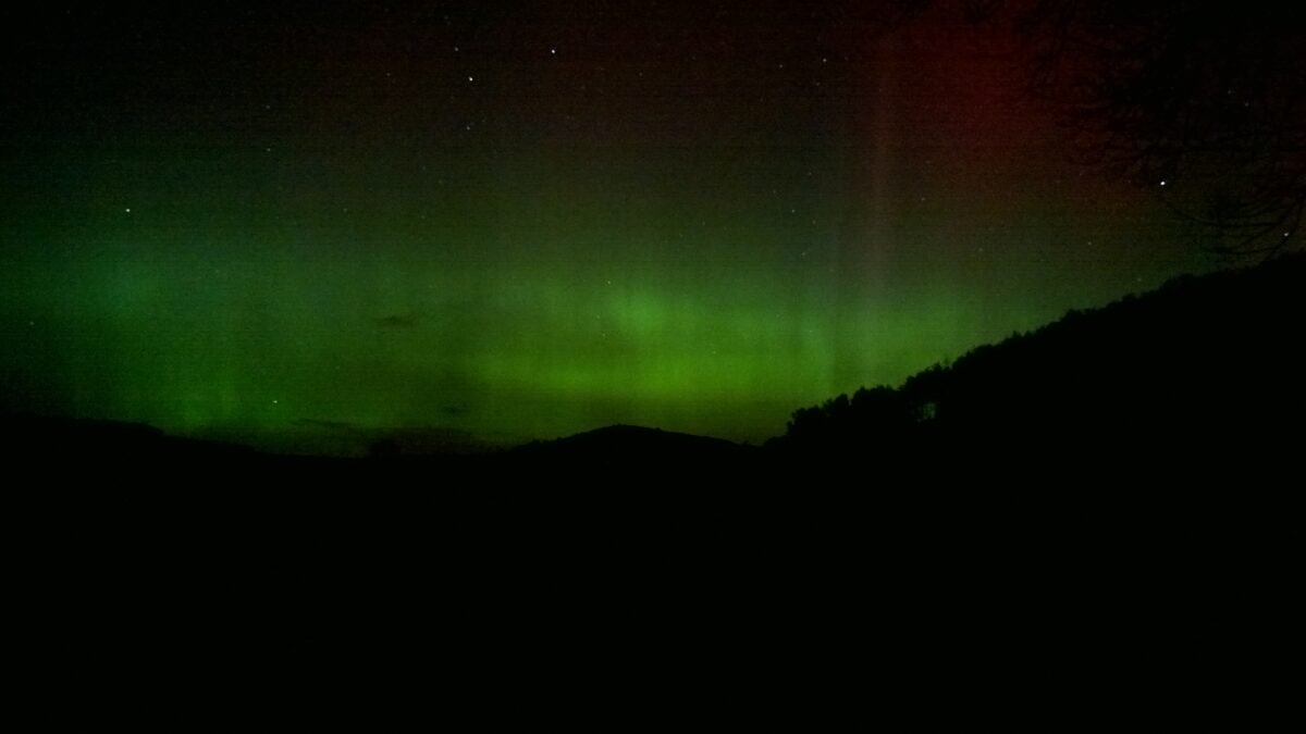 Northern Lights Cairngorms