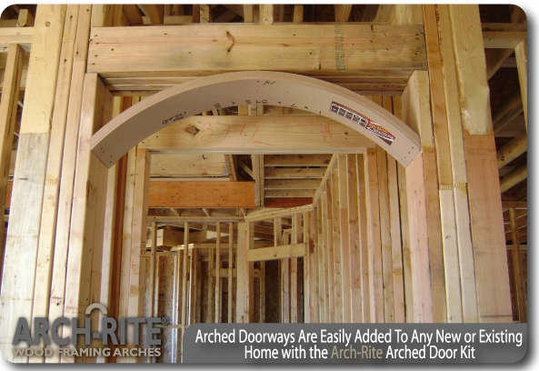 Arched Doorway Construction