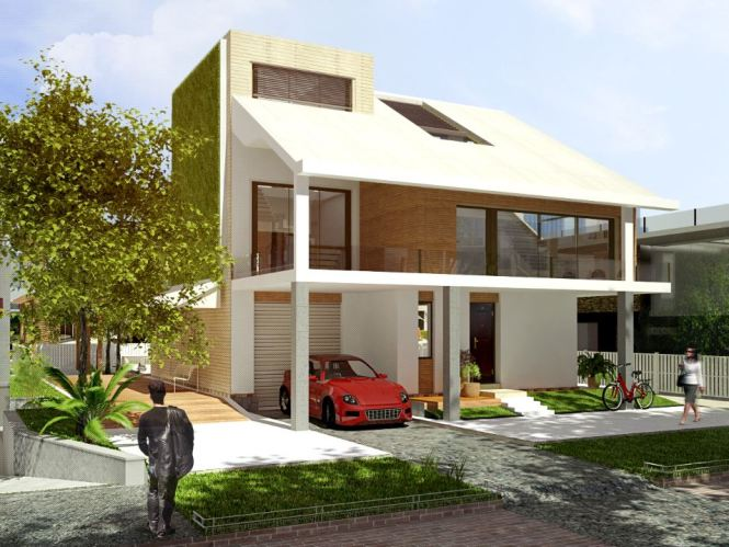 Marvellous Modern House Design Concepts Gallery - Best interior ...