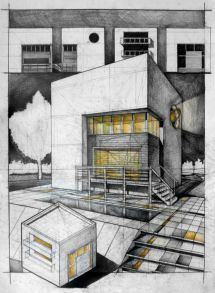White House Architectural Drawings