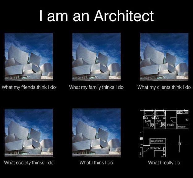 I Am An Architect