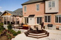 Backyard Dream True With Covered Patios - Home Decorating ...