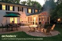 Outdoor Decks And Patios Interior Design Decor