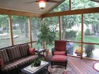 Porch flooring | Archadeck of Kansas City