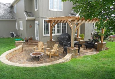 Hot Tub Landscaping Ideas Backyard Landscape Ideas