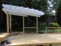 Download Corner Pergola Designs Plans DIY madera woodwork ...
