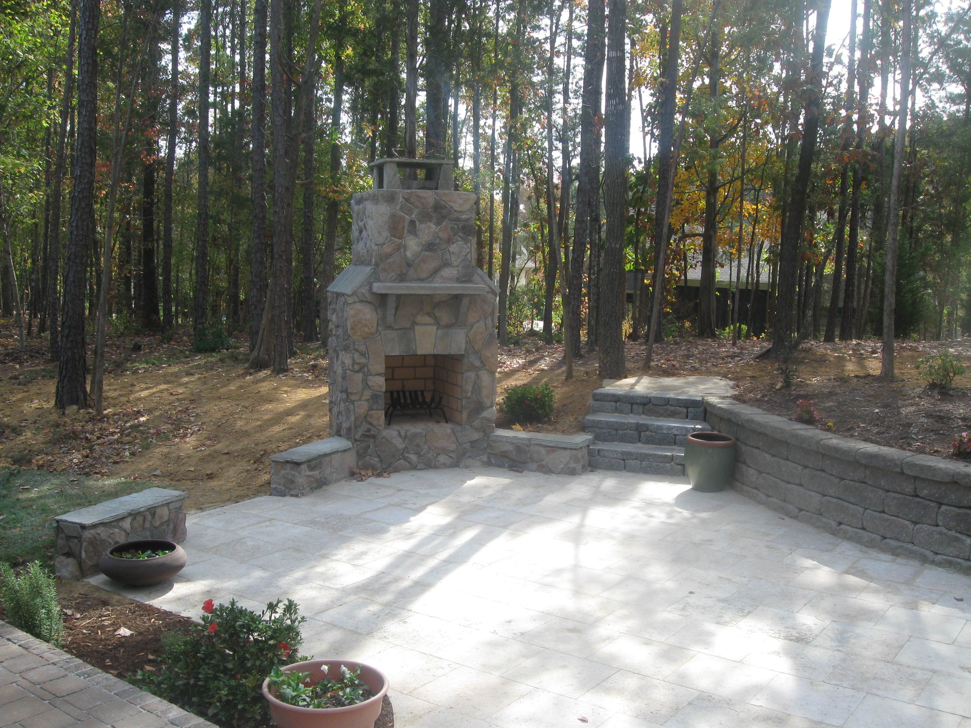 How Much Should An Outdoor Fireplace Cost
