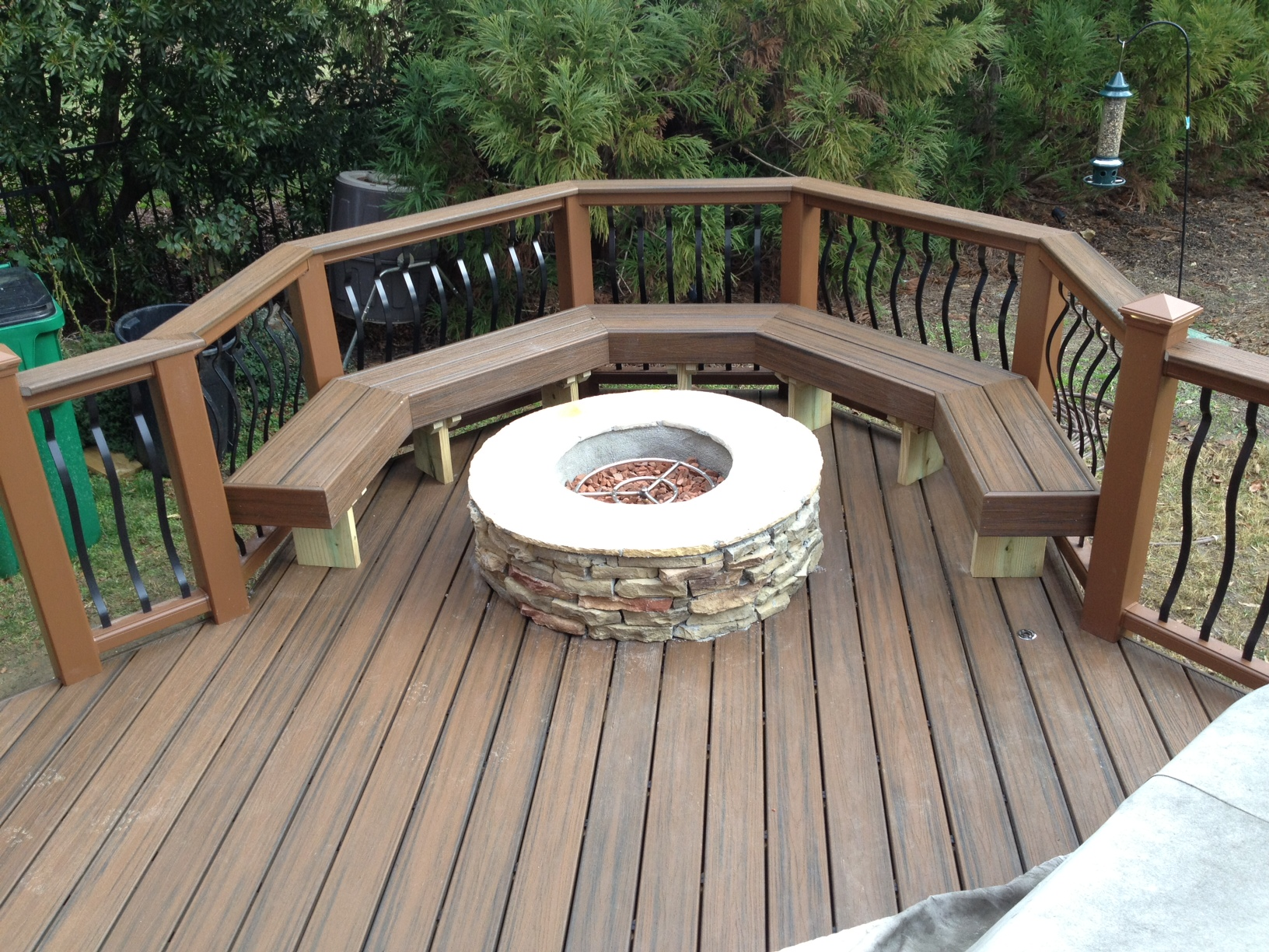 How How To Build A Patio Bench L