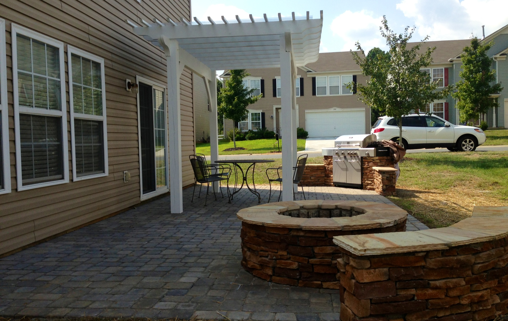 want to extend your patio can it match