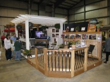 Home Show Display Features Maintenance Decking