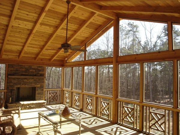 Top 10 Reasons for Building a Screen Porch – Columbus Decks, Porches and Patios by Archadeck of ...