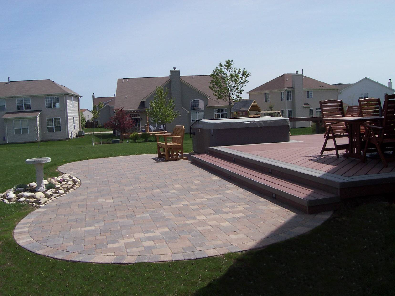 Outdoor Kitchens  Columbus Decks, Porches and Patios by