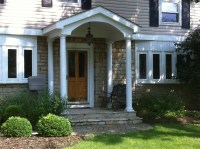Open porches  Columbus Decks, Porches and Patios by ...