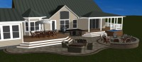 Columbus Decks, Porches and Patios by Archadeck   A ...
