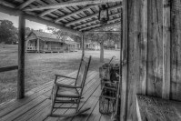 Rocking Chair On Porch Drawing | www.pixshark.com - Images ...