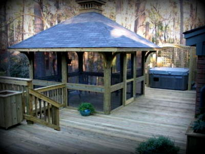 Deck Design Ideas Material Color Shape And Size St